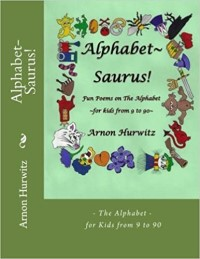 Alphabet-Saurus by Arnon Hurwitz